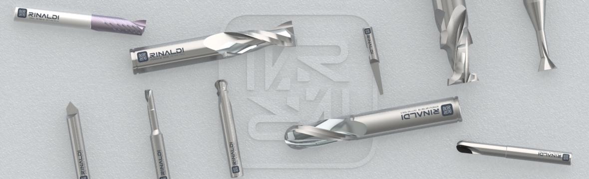 Alluminio con logo